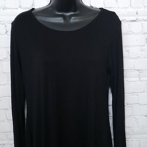Ava long tunic top